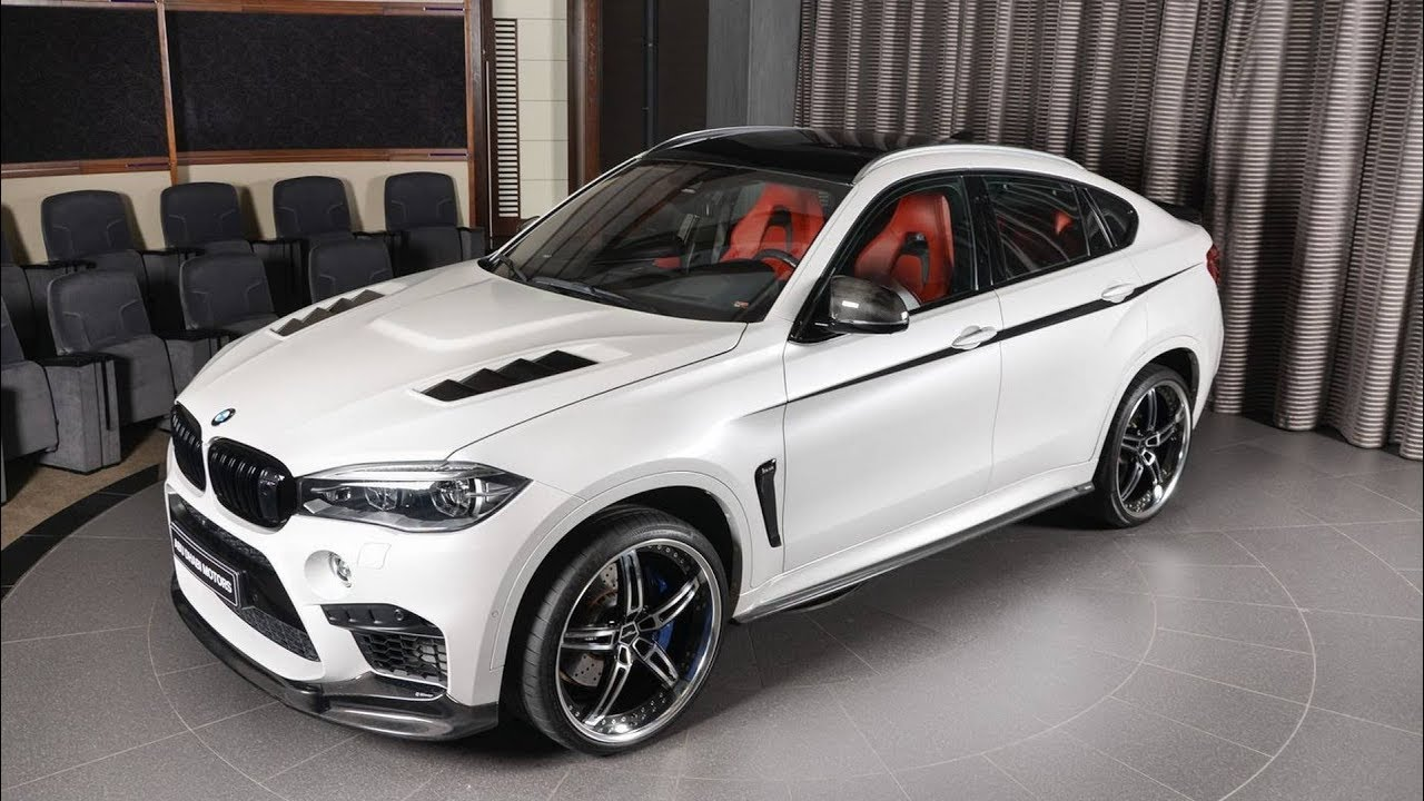 2018 BMW X6 M With 23-Inch Wheels Makes The Urus Look