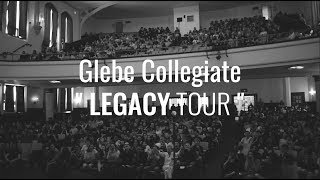 LEGACY High School Tour - Episode 6 - GLEBE COLLEGIATE