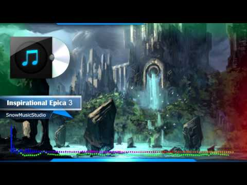 Epic music, inspiring music – Inspirational Epica 3 (royalty-free music)