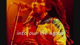 Bob Marley turn your lights down low lyrics