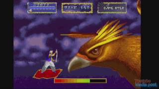 1992 Arabian Magic (Arcade) Game Playthrough Video Game
