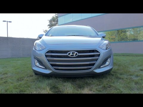 2016 Hyundai Elantra GT Review  LotPro  YouTube