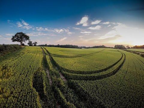 Reading, Berkshire - Aerial views UAVBuildsUK