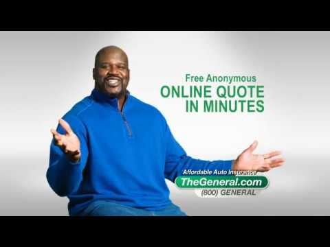 Low Cost Auto Insurance >> Shaq - Affordable - YouTube