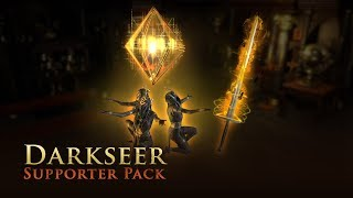 Path of Exile: Darkseer Supporter Pack