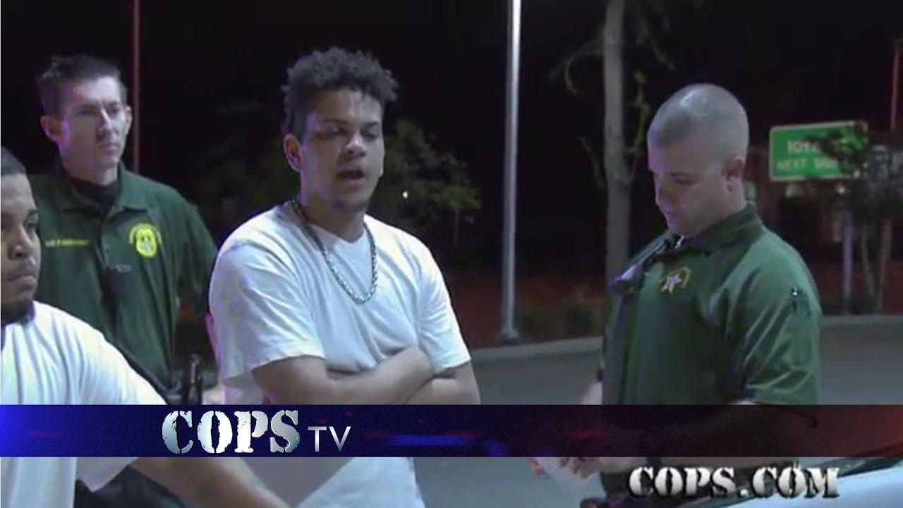Mixed Emotions Show 2904 Cops Tv Show