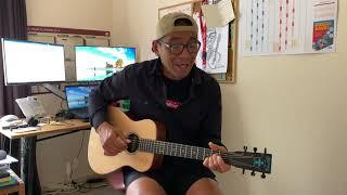 Kidung - Chris Manusama | Guitar cover