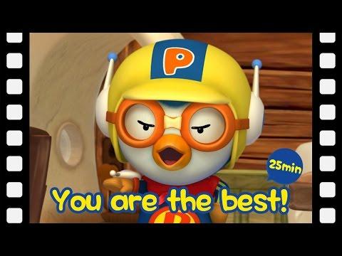 [Pororo Mini Movie] Ep6 You are the best !   Kids movie   Animated Short   Pororo the Little Penguin