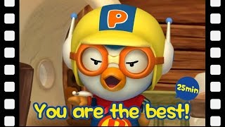 [Pororo Mini Movie] Ep6 You are the best ! | Kids movie | Animated Short | Pororo the Little Penguin