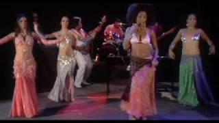 Marva King music video