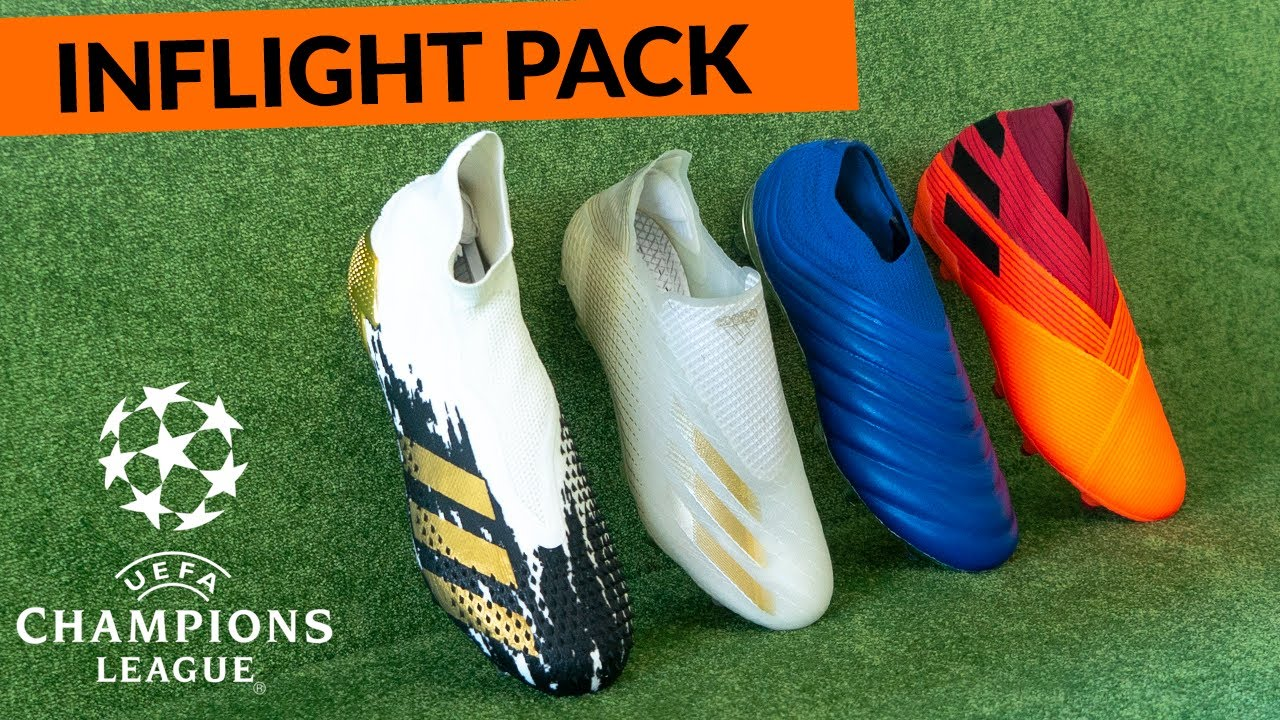LAS NOVEDADES DE ADIDAS · adidas Inflight pack