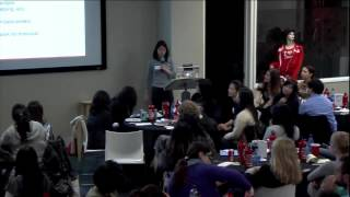 Bay Area Girl Geek Dinner #17: Hannah Hu
