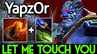 YapzOr DOTA 2 [Lion] Let me Touch You