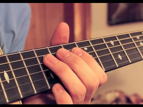 Advanced Acoustic Blues Lick - FAST!