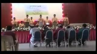 Nasyid SAMT Kuala Kubu Bharu Amal Islami Peringkat Zon 2015(Lagu Arab)