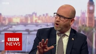 Paul Nuttall (FULL interview) on Andrew Marr   BBC News