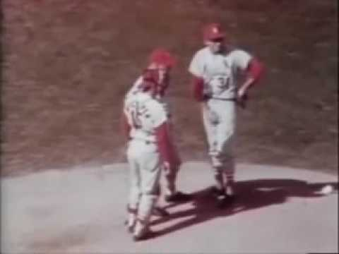 1967 World Series Game 6:  Cardinals vs Red Sox