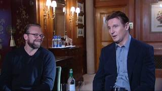 Liam Neeson on cigars and being Hannibal