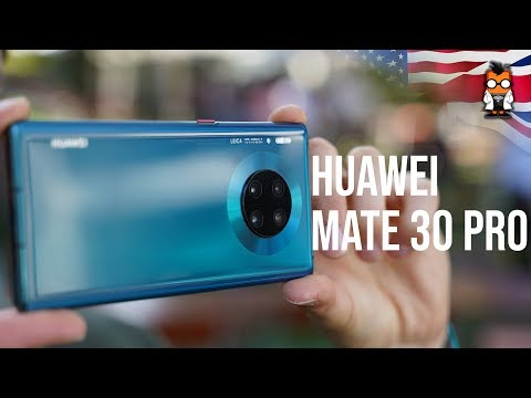No Google Services And Still Worth It? Huawei Mate 30 Pro Hands On