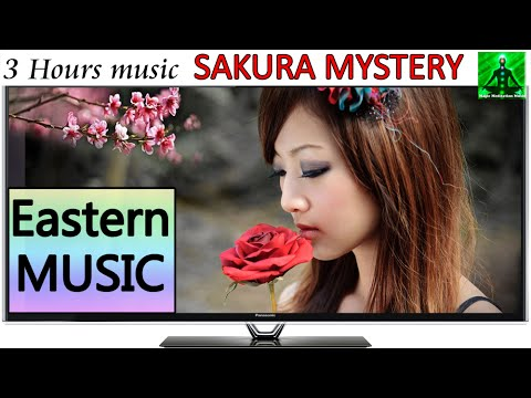 3 HOURS JAPANESE INSTRUMENTAL ROMANTIC MUSIC FOR MEDITATION, Background, Spa, Study, Yoga, And Relax
