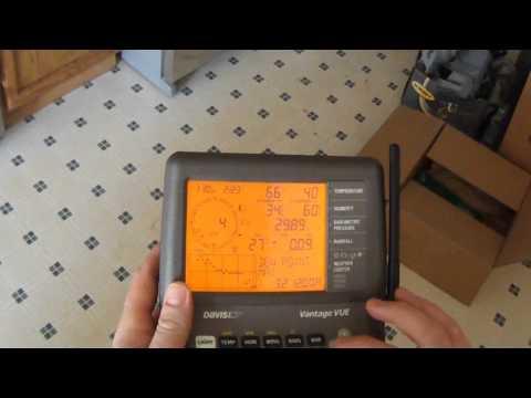 Davis Instruments 6250 Vantage Vue Weather Station