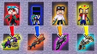 ЧТО ТАКОГО ЮТУБЕРЫ МОГУТ НАЙТИ В ШАХТЕ? FFA ДЕМ | АИД | ЗИДДЕР | ТЕРОСЕР Minecraft шахтеры