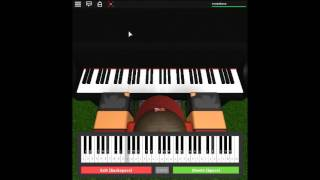 Respite - Undertale by: Toby Fox on a ROBLOX piano.