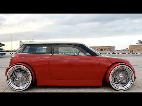 hot rod mini cooper gangsta nation youtube. Black Bedroom Furniture Sets. Home Design Ideas