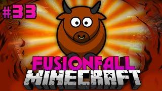 Toreodische STIERKÄMPFE - Minecraft Fusionfall #033 [Deutsch/HD]