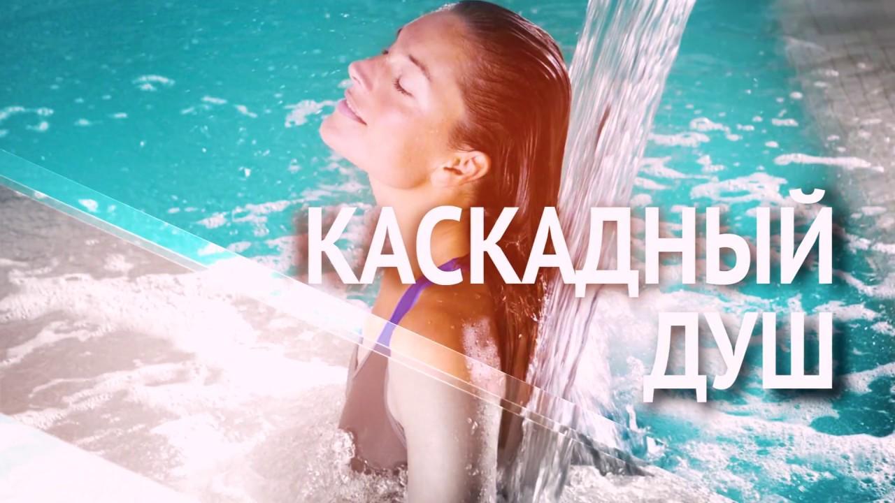 Бассейн под открытым небом «Чайка» в самом сердце Москвы - YouTube