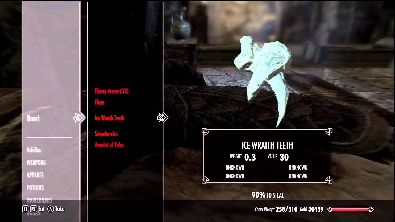 Skyrim: How To Get The Amulet Of Talos Easily