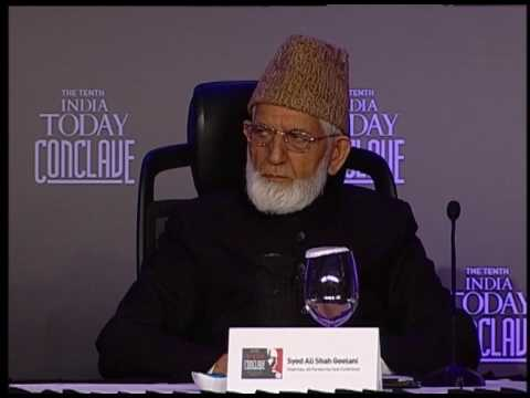 India Today Conclave: Dr. Farooq Abdullah Speaks On Indian Democracy And Kashmir Issue