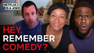 Remember Comedy? Your Favorite Comedians Check In | Netflix Is A Joke