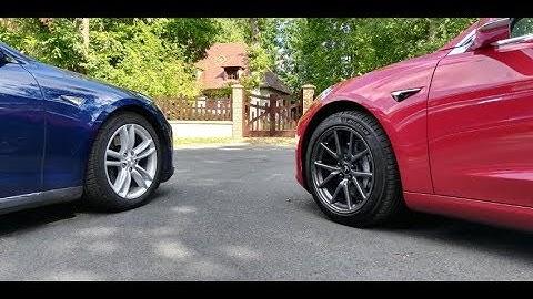 Tesla model 3 neuve ou model S d'occasion quel est le bon choix ? par Éléctron libre