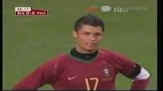 Cristiano ronaldo fast feet