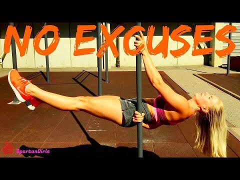 NO EXCUSES- Motivation Workout Video
