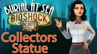 Bioshock Infinite Elizabeth Noir Statue Unboxing (Limited Edition)