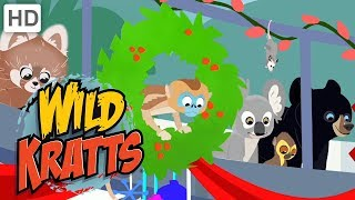 Wild Kratts 🐾🎄 Christmas with the Animals ❄ Happy Holidays! ❄ Kids Videos