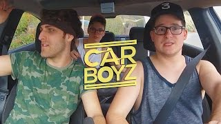 Car Boyz - WE'RE STARTING A COMPANY w/ Steven Suptic, James and Cib
