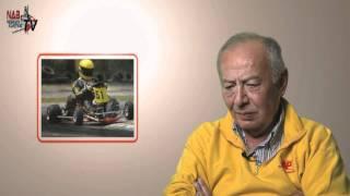 Angelo Parilla (K4A.eu representive) about Ayrton Senna and DAP (part 1)