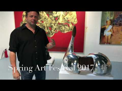 Danieli Art World West Palm Beach 1st Spring Art Festival 2017 Commercial 5