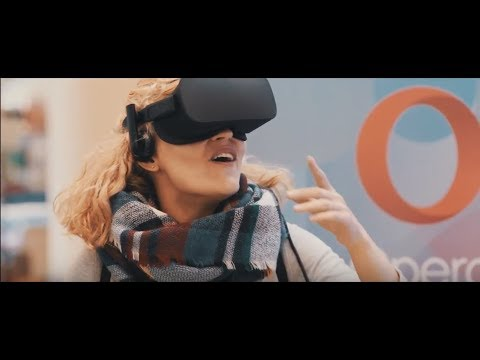 Experience Virtual Reality in Opera | BROWSER | Opera