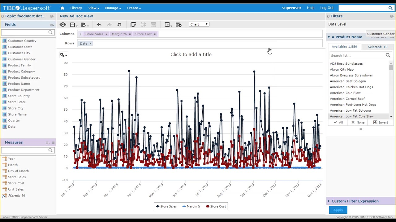 Advanced Reporting with Jaspersoft - CA PPM - 15 2 - CA