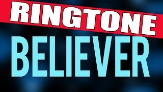 """Enjoy this latest iphone 7 """"believer"""" ringtone for your phone! *************************************************************** set as ringtone: http://s..."""