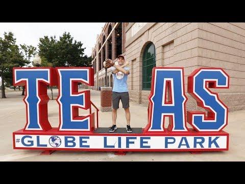 I'm really gonna miss Globe Life Park