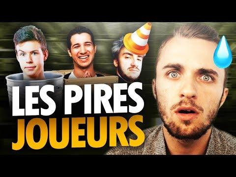 LES PIRES JOUEURS DE PROP HUNT ! (ft. Seb, Sofyan, Théo)