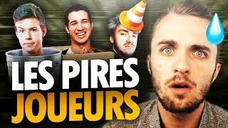 LES PIRES JOUEURS DE PROP HUNT ! (ft. Squeezie, Seb, Sofyan, Théo)
