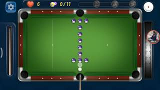 Billiards City level 121 be like