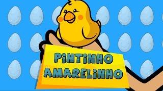 Pintinho Amarelinho - Patinho Tuga