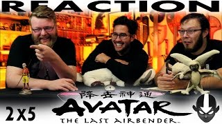 "Avatar: The Last Airbender 2x5 REACTION!! ""Avatar Day"""